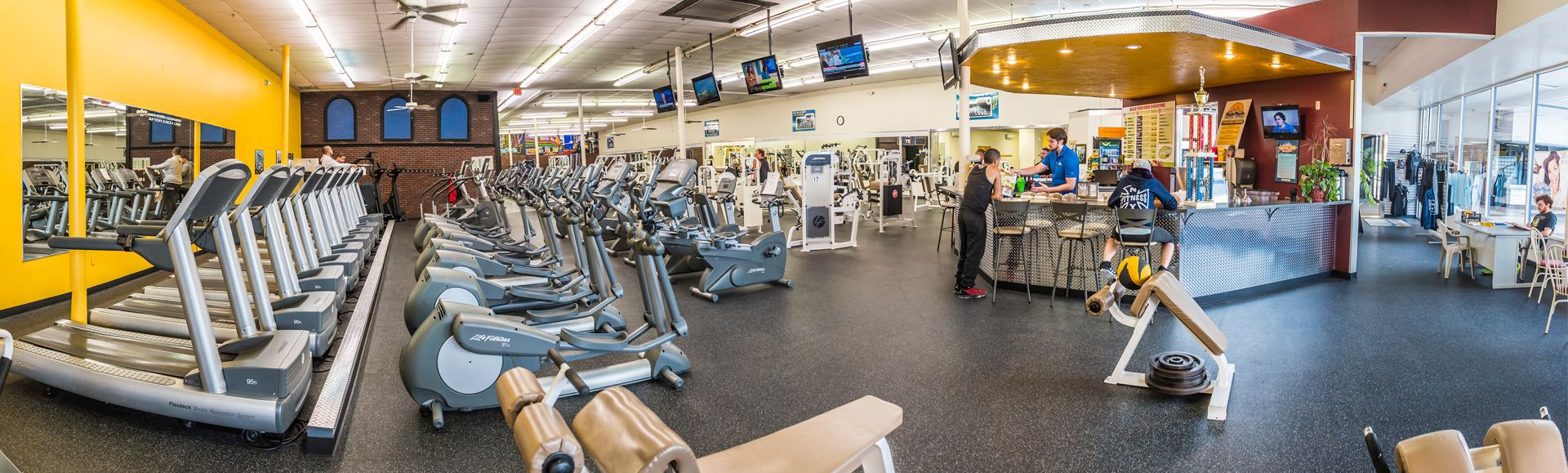 New York Fitness Clubs Equipment Cl Training